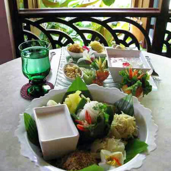Bangkok's Best Vegetarian Dining