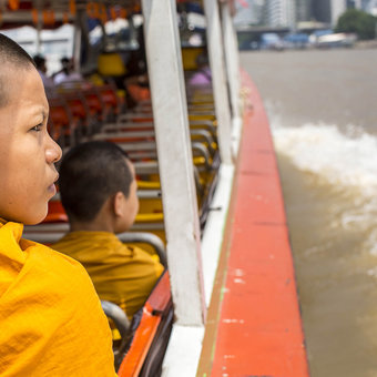 Top 5 Ways to Explore Bangkok by Water