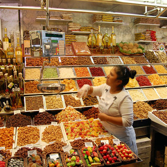 Best Markets in Barcelona