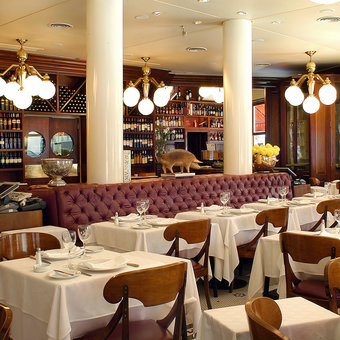 Best Old World Restaurants in Buenos Aires