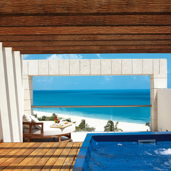 Best Hotels North of Cancun