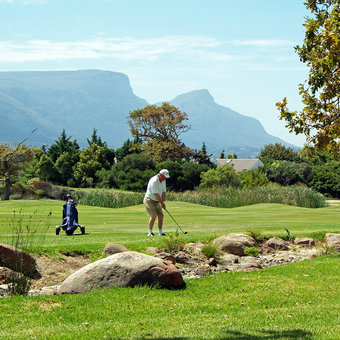 Best Golf Courses Near Cape Town