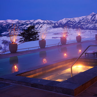 Jackson Hole's Top Five Hotels for Winter
