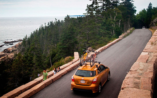 Best Road Trips in Maine
