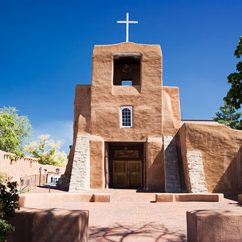 Best Old Churches in Santa Fe and Northern New Mexico