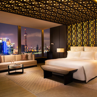 Most Romantic Hotels in Shanghai