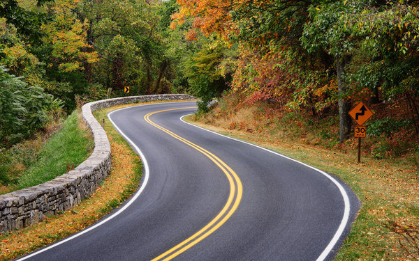Best Fall Road Trips