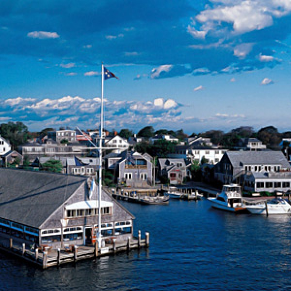 Retreat to Martha's Vineyard