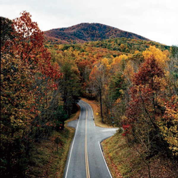 Blue Ridge Parkway Road Trip