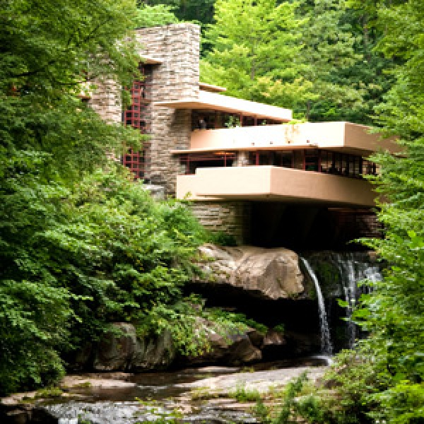 Frank Lloyd Wright's Pennsylvania