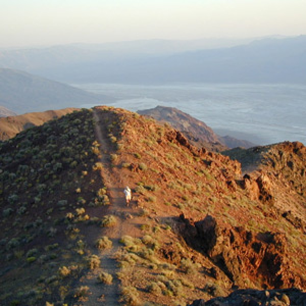 Death Valley's Spectacular Scenery