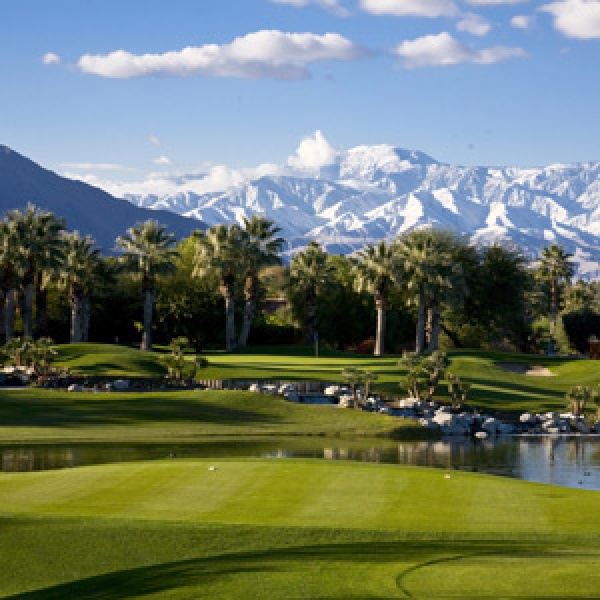 Palm Springs Golf Getaway