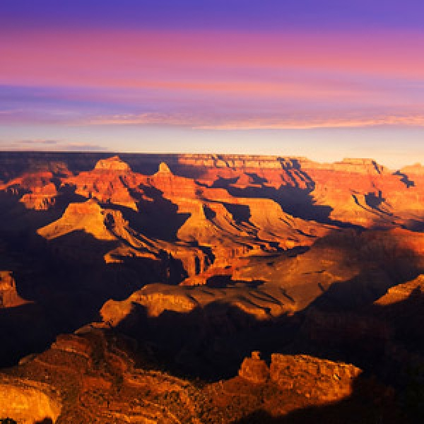 Grand Canyon Sunset-Gazing