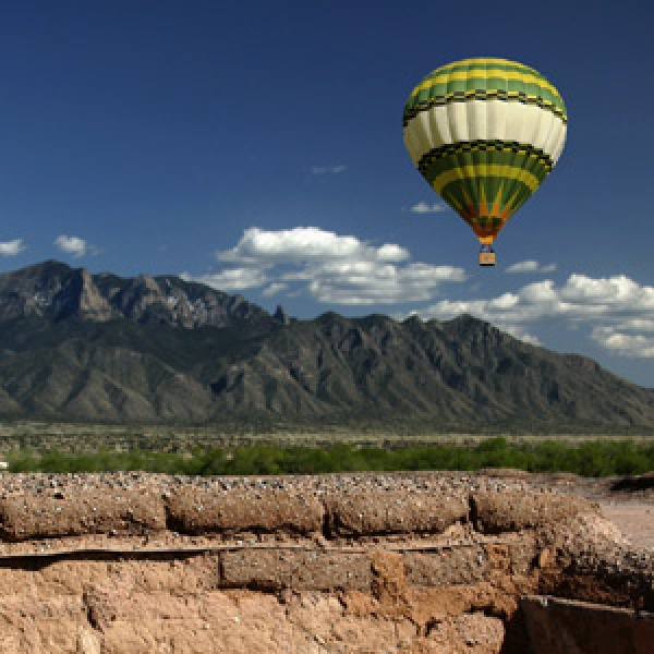 Albuquerque Hot-Air Ballooning