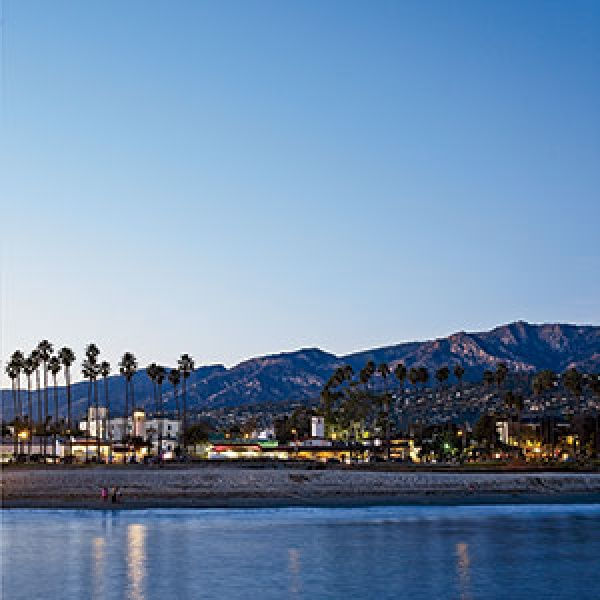 Coastal Romance in Santa Barbara