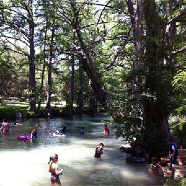 Hill Country Getaway in Wimberley, Texas