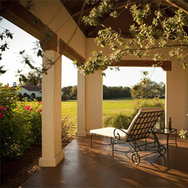 Local Theater and a Luxe Resort in Brenham, Texas