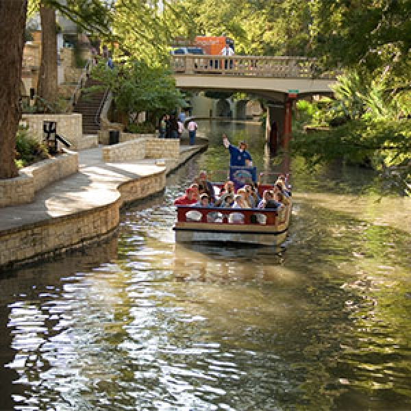 Riverside Charm in San Antonio, Texas