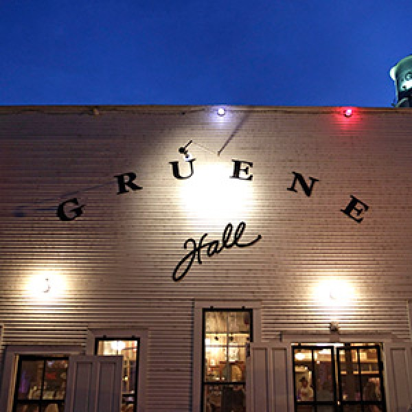 Country Music in Gruene, Texas