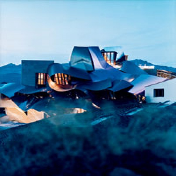 A Gehry Hotel In Basque Wine Country Travel Leisure