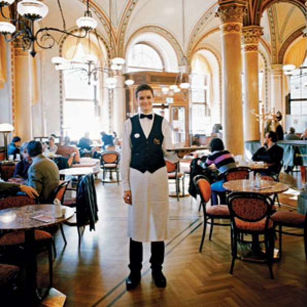 Saving The Vienna Coffee Houses Travel Leisure