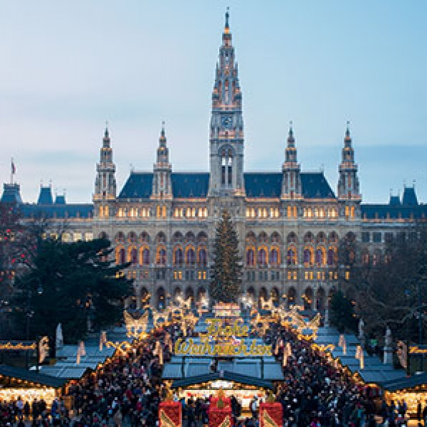 Christmas In Austria Holidays.Christmas In Vienna Travel Leisure
