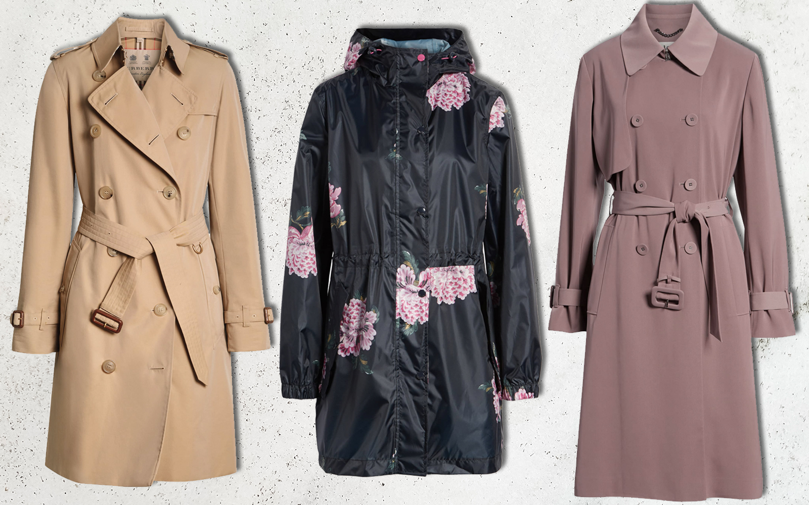 14 Women's Rain Jackets That Are Actually Cute
