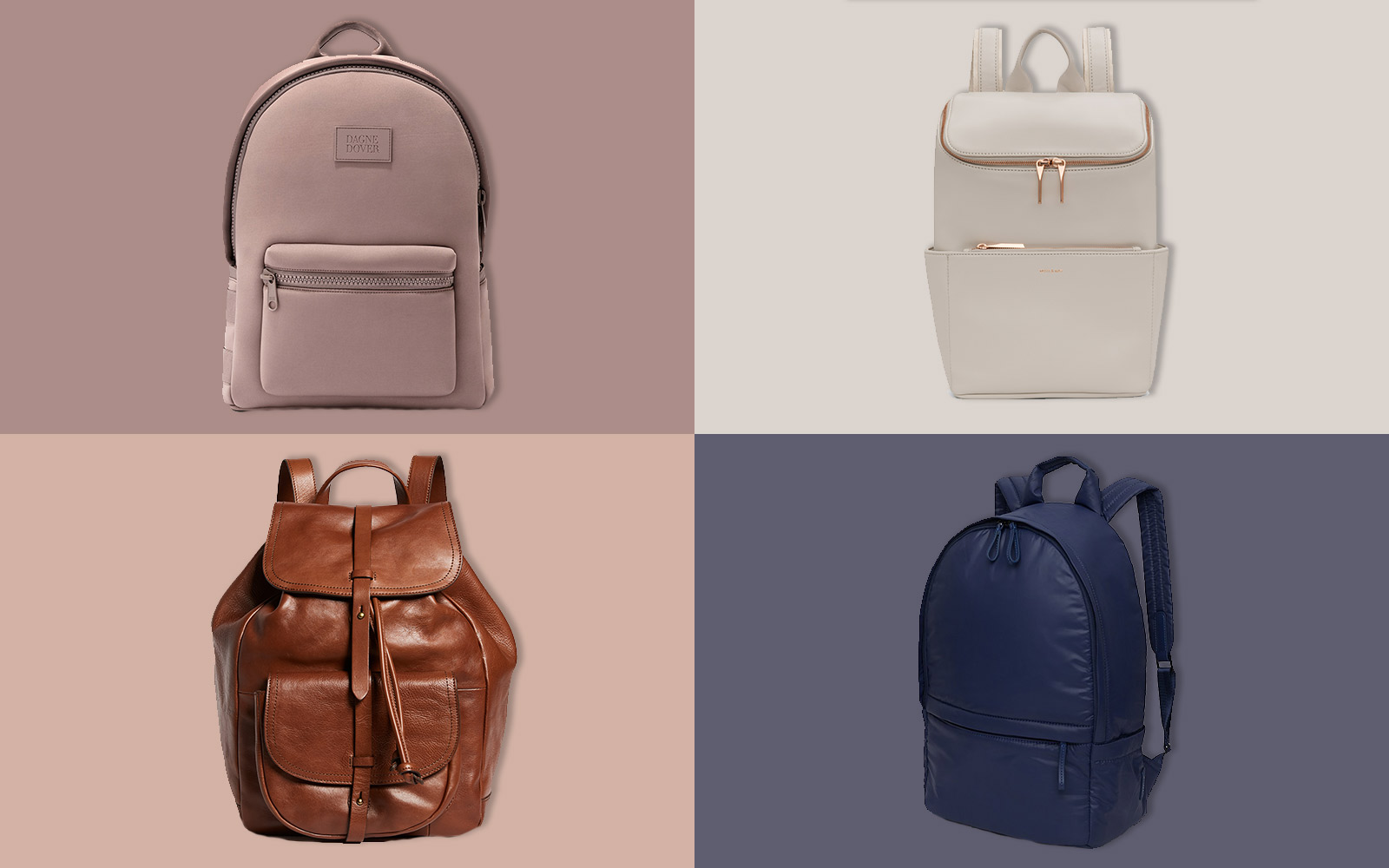 92a68516b The Most Stylish Travel Backpacks For Women | Travel + Leisure