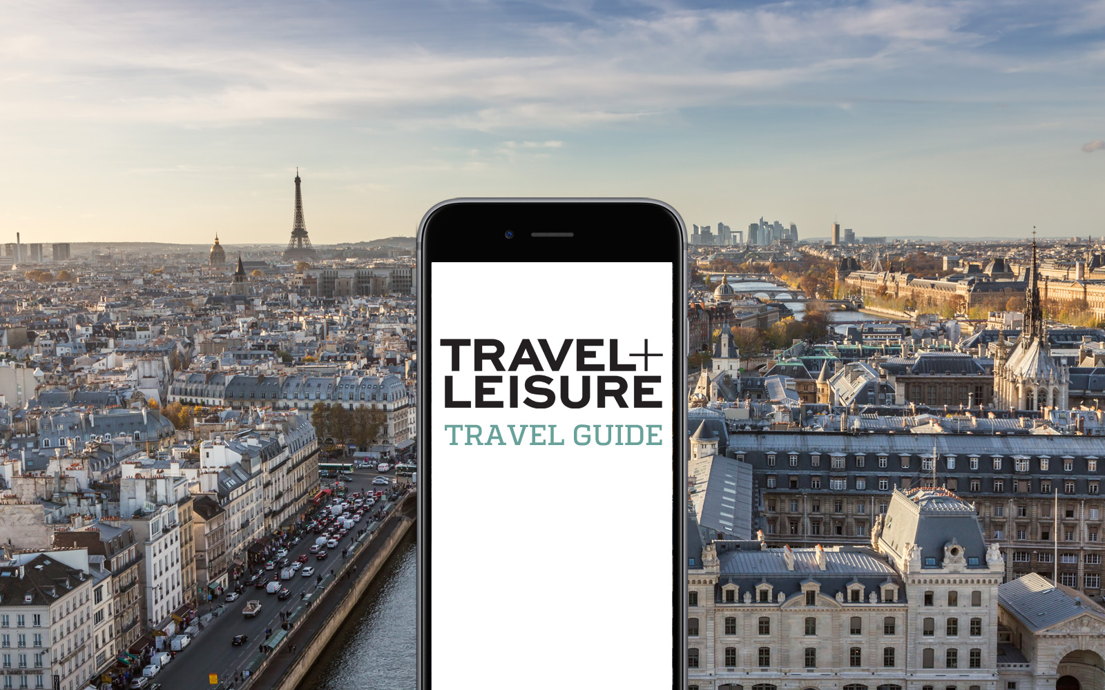 Get the New T+L Travel Guide App for Free!