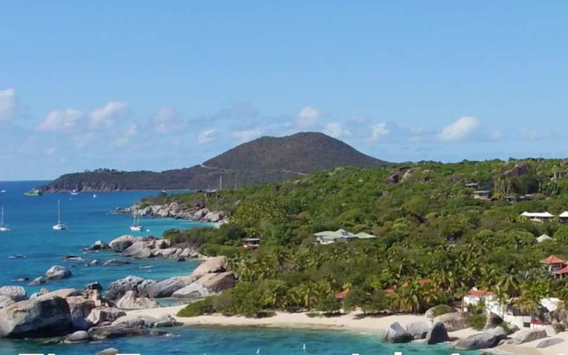 The Baths National Park Bvi Travel Leisure