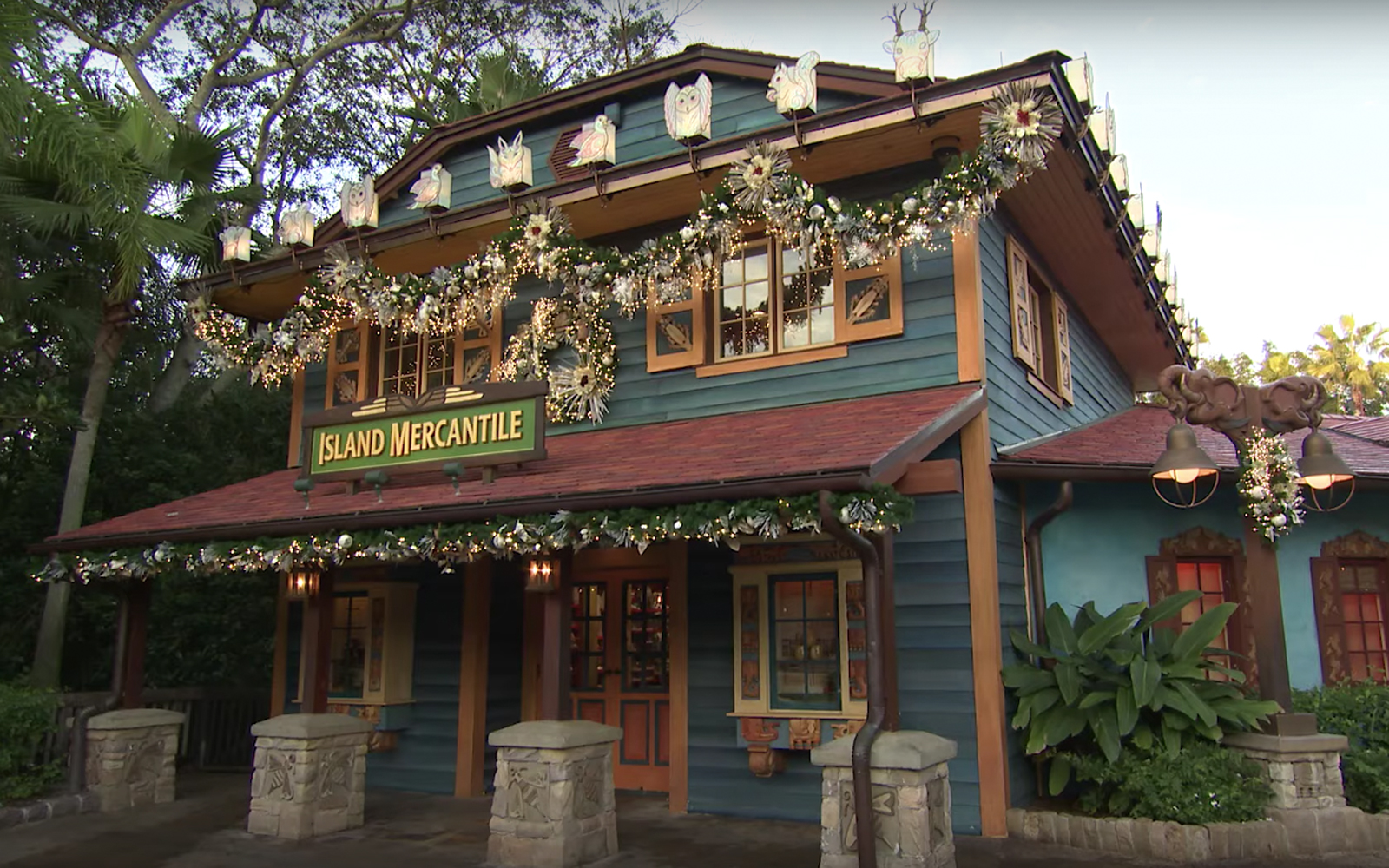 How Disney World's holiday decorations are making an impact on artisans with disabilities
