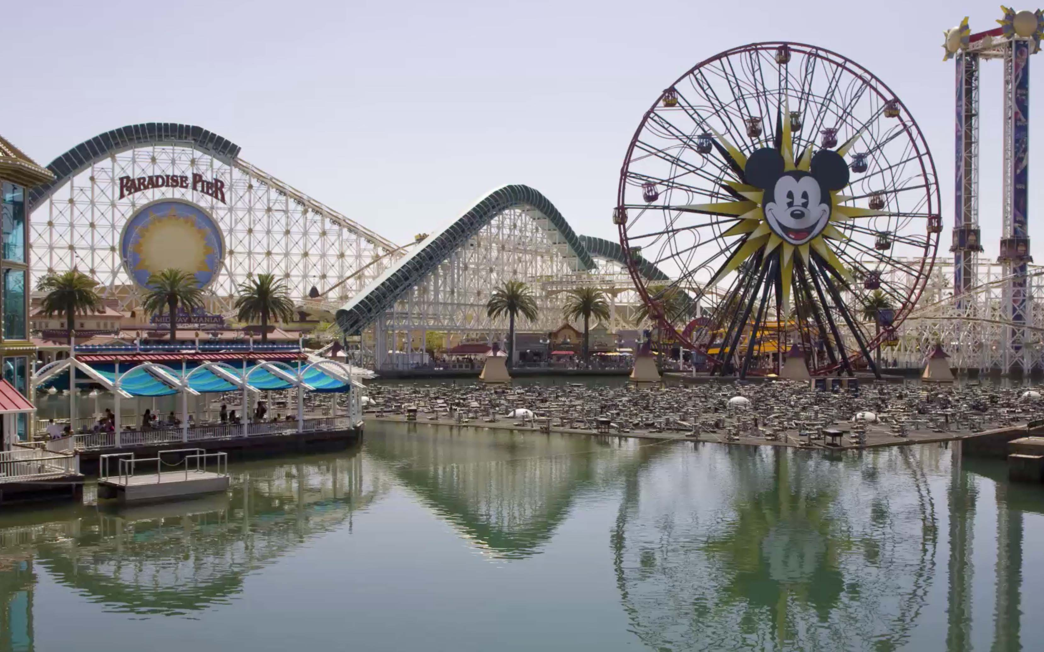 fire near disneyland in truly apocalyptic photos travel leisure