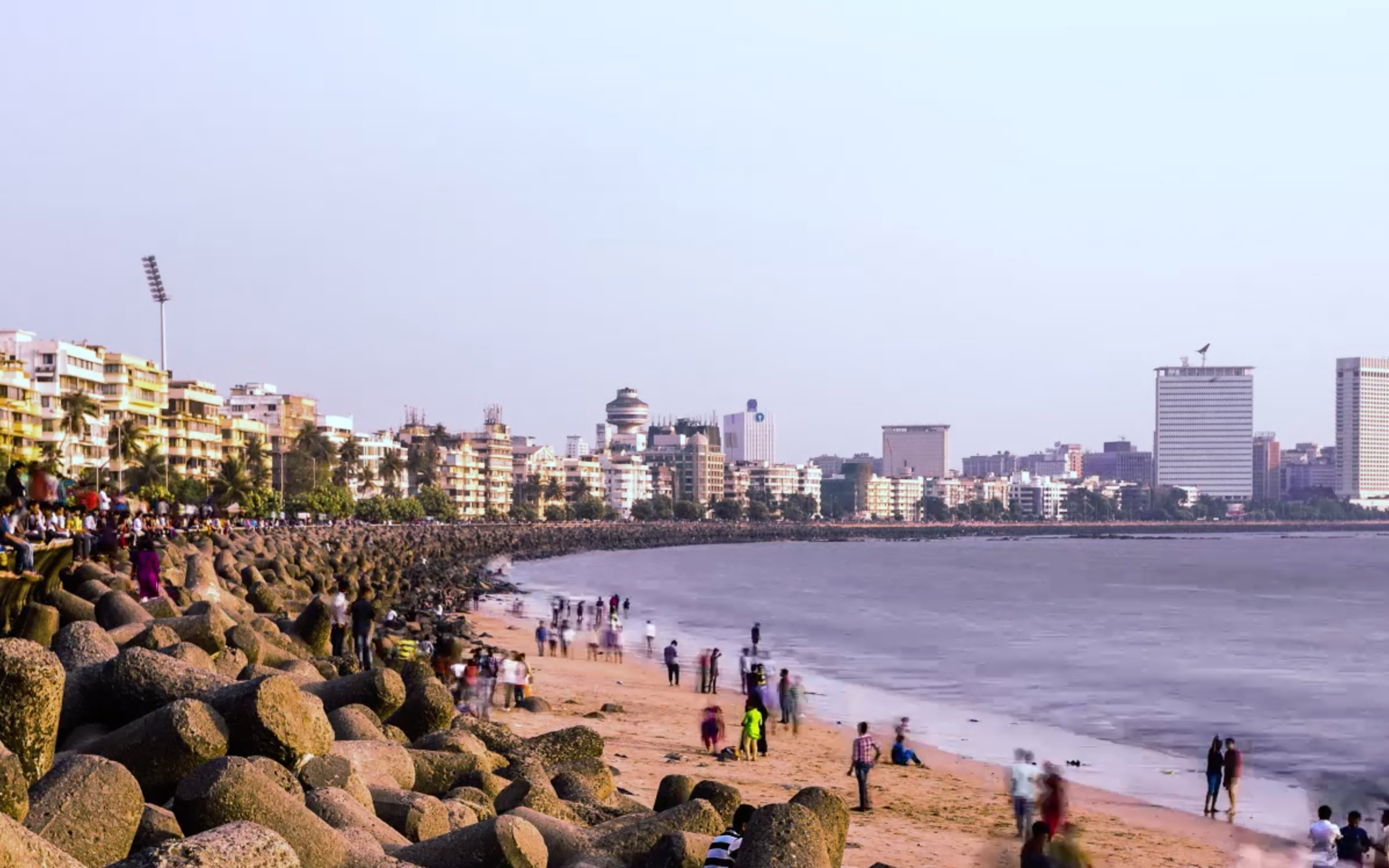 Latest Survey Suggests Mumbai Is Among The Richest Cities
