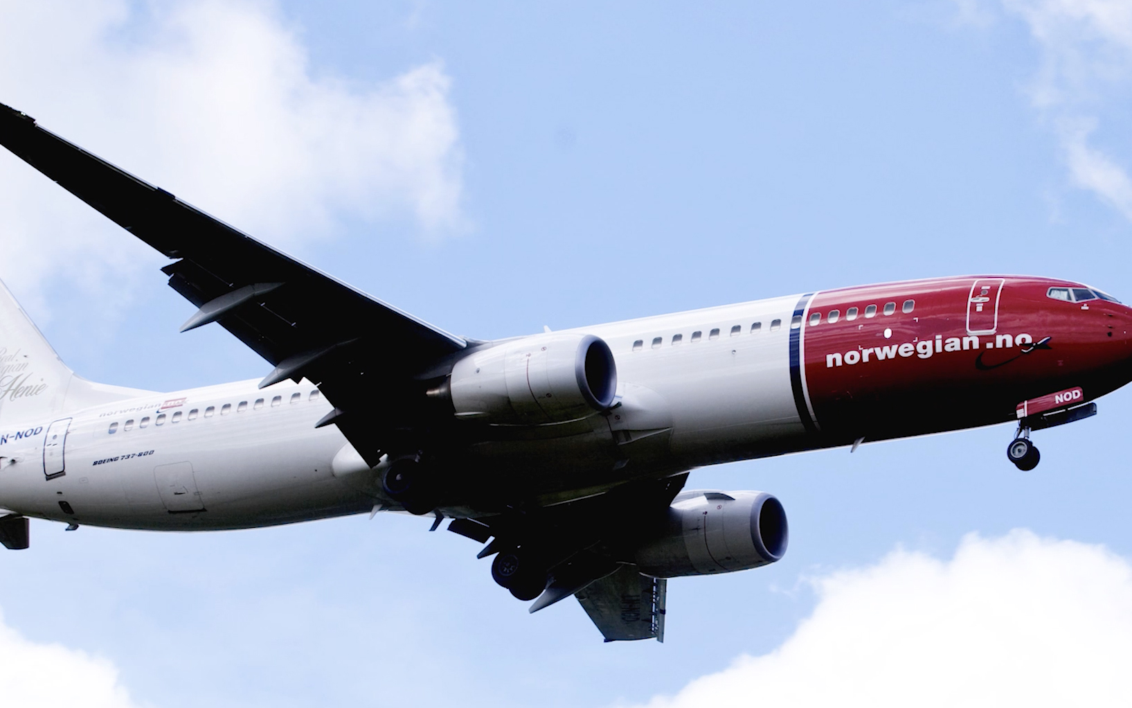 Norwegian boosts Los Angeles and NY  service