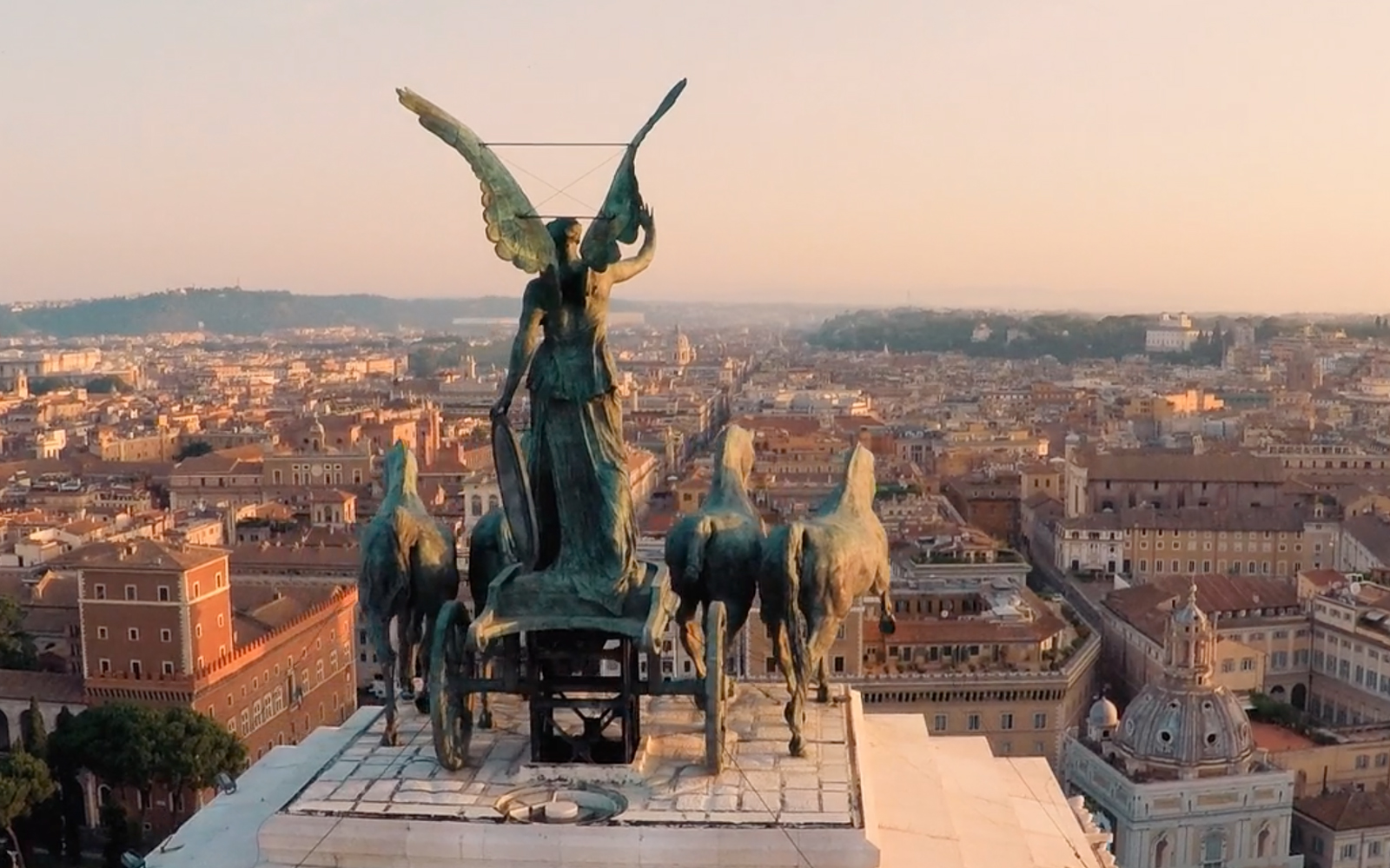Video proof that Rome is one of the prettiest places on Earth: