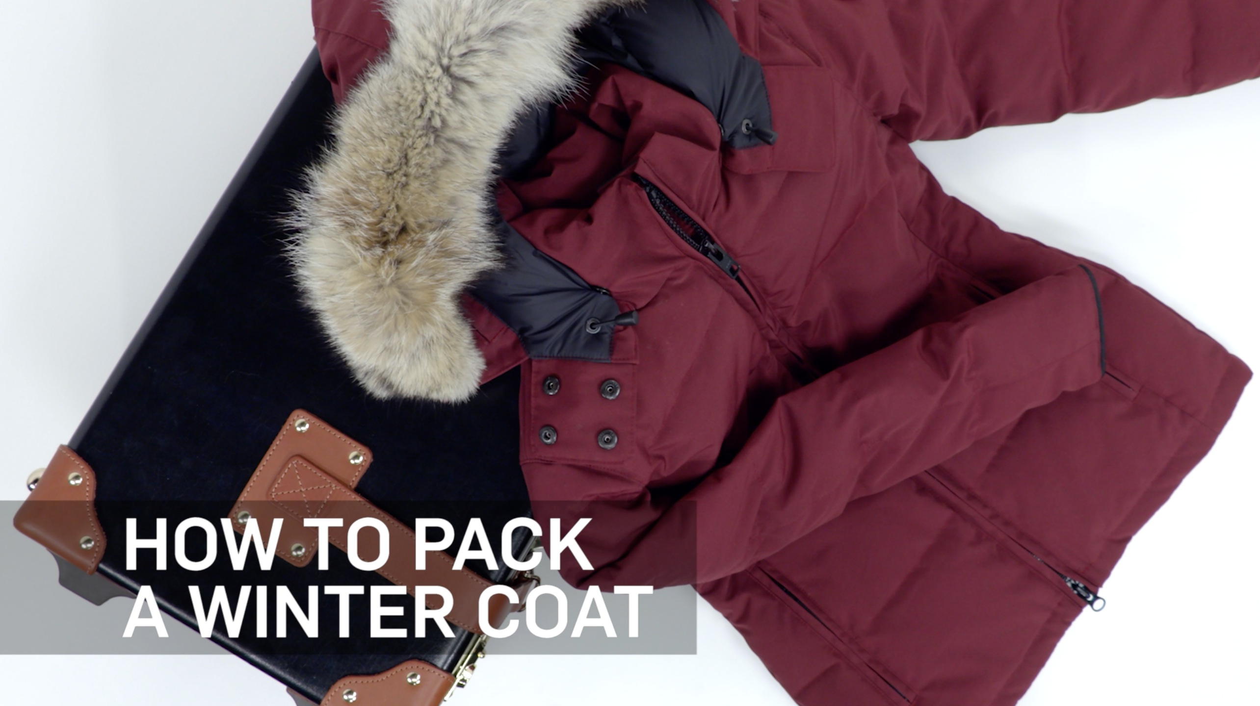 How To Pack A Winter Coat | Travel   Leisure