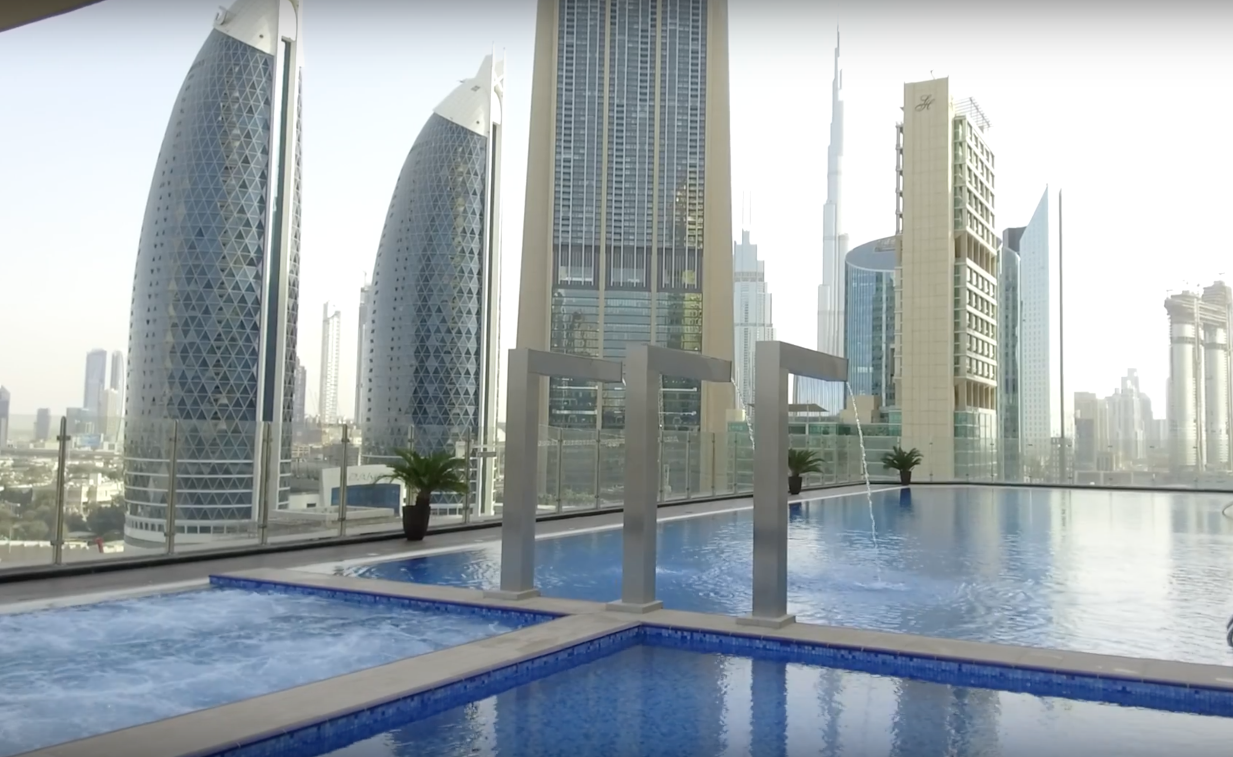 Dubai S Gevora Hotel Is Offering Passes To Pool And
