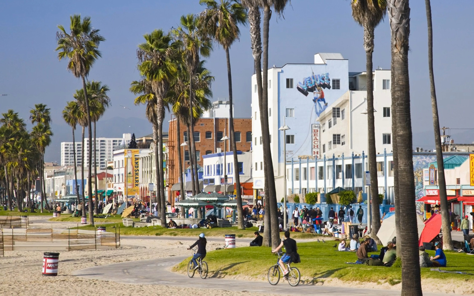guide travel to los angeles