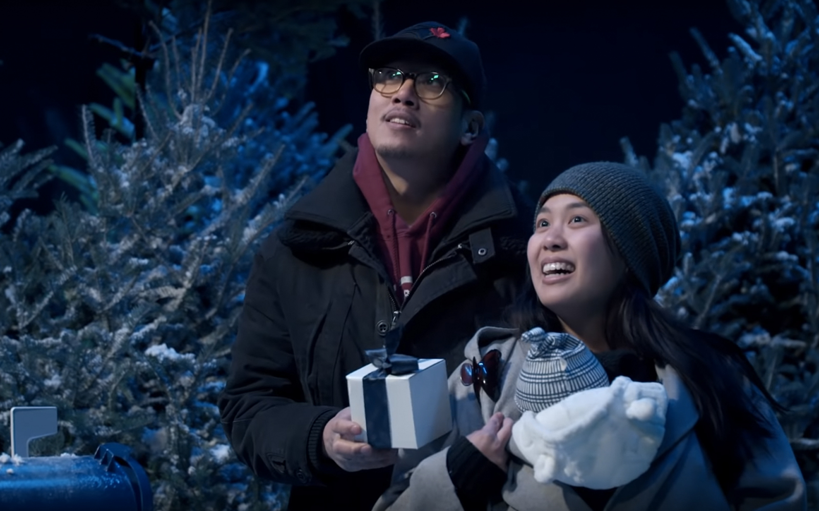 You're going to need tissues while watching this WestJet Christmas commercial