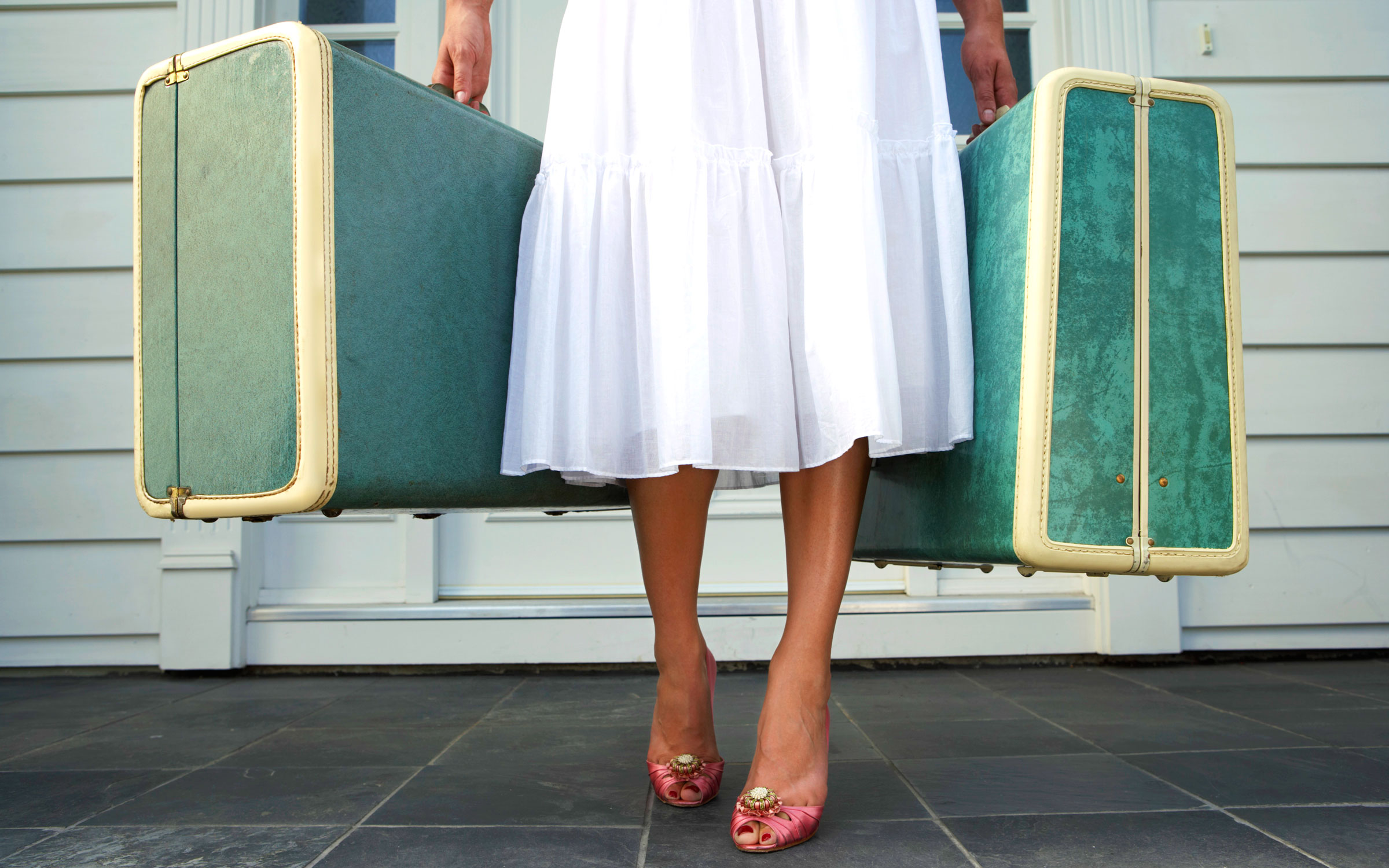 An easy hack for packing your dressy clothes